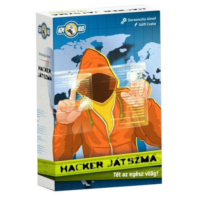 Hacker játszma - stratégiai társasjáték 10 éves kortól - Egyszerbolt Társasjáték Webáruház