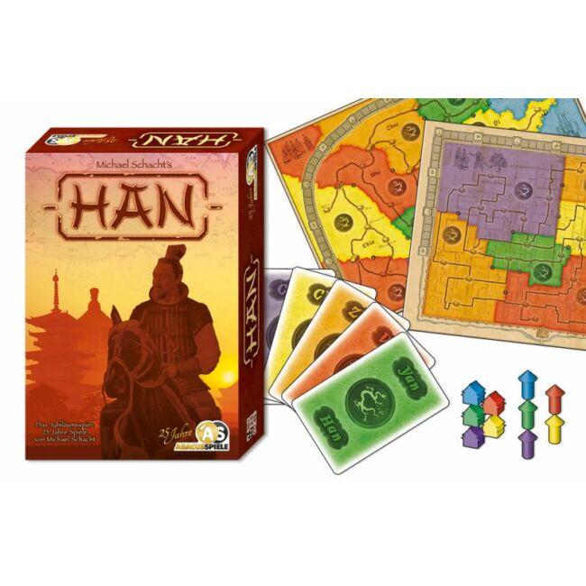 Han - stratégiai társasjáték 10 éves kortól - Abacusspiele