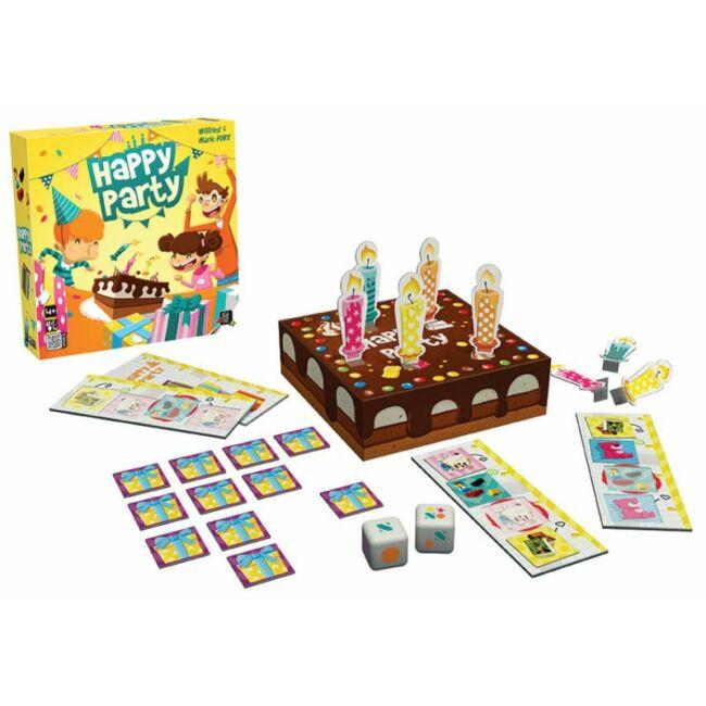 Happy Party - társasjáték - Gigamic