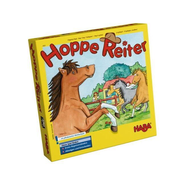 Hoppe Reiter - Hoppla-Hopp - társasjáték 3 - 12 éves korig - HABA - Egyszerbolt
