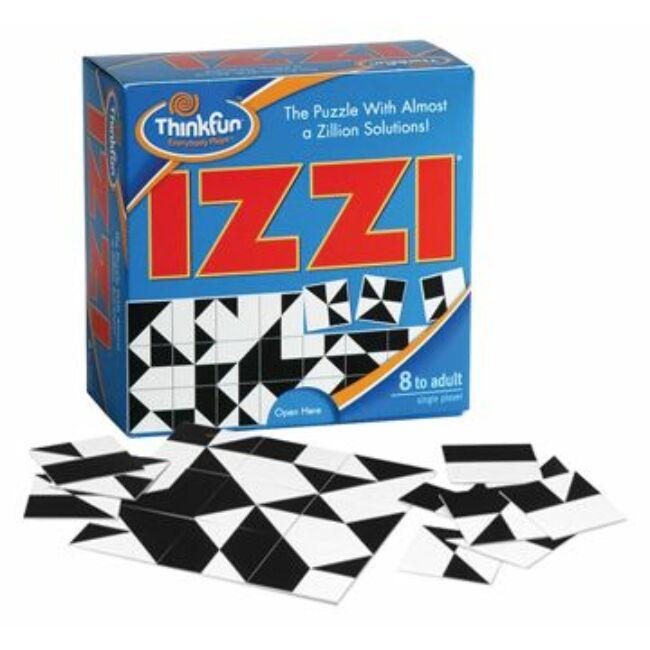 Izzi - logikai képességfejlesztő társasjáték 8 éves kortól - ThinkFun