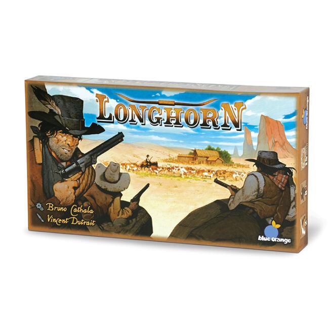 Longhorn - stratégiai társasjáték 8 éves kortól - Blue Orange