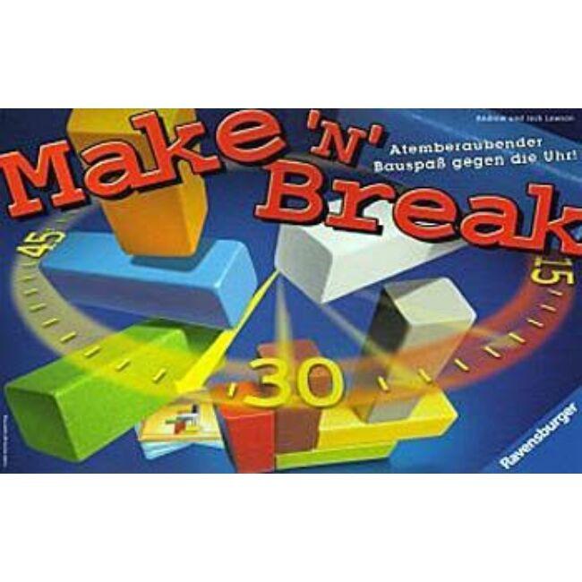 Make n break - családi társasjáték 8 éves kortól - Ravensburger