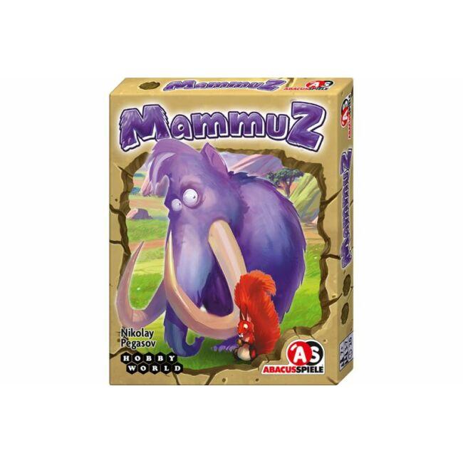 MammuZ - családi és logikai társasjáték 7 éves kortól - Abacusspiele