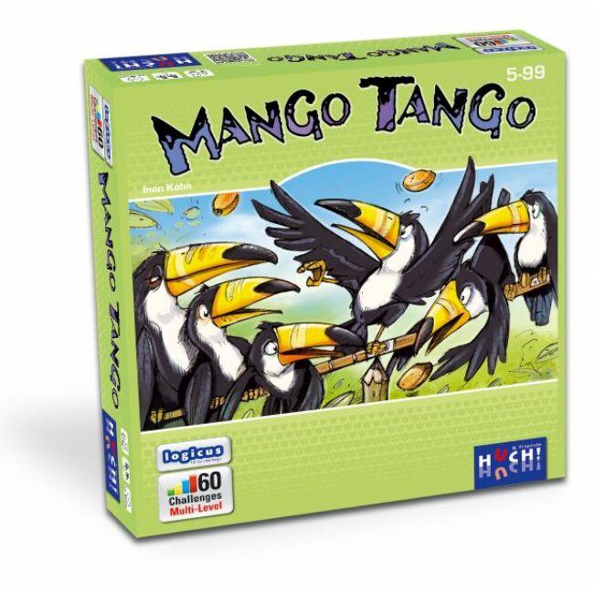 Mango Tango (Logicus) - képességfejlesztő logikai társasjáték gyerekeknek 5 éves kortól - Hutter