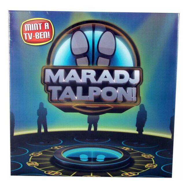 Maradj Talpon! - családi társasjáték 10 éves kortól - Piatnik