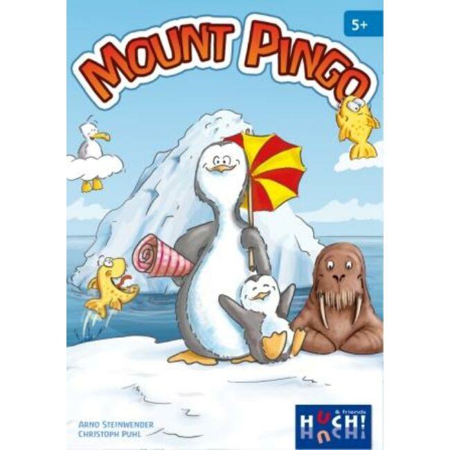 Mount Pingo - gyerek képességfejlesztő társasjáték 5 éves kortól - Hutter