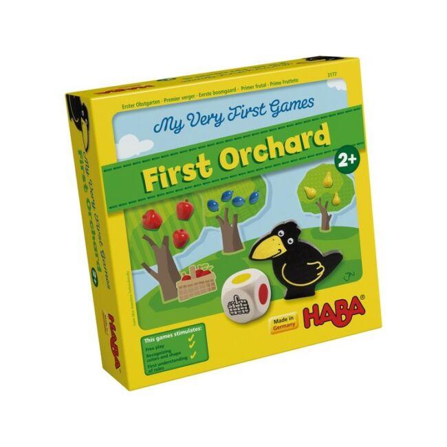 My Very First Games - My First Orchard - Legelső játékom - Az első gyümölcsöskertem - gyerek társasjáték 2 éves kortól - HABA - Egyszerbolt