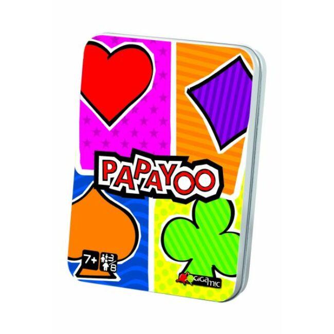 Papayoo - gyerek társasjáték 7 éves kortól - Gigamic