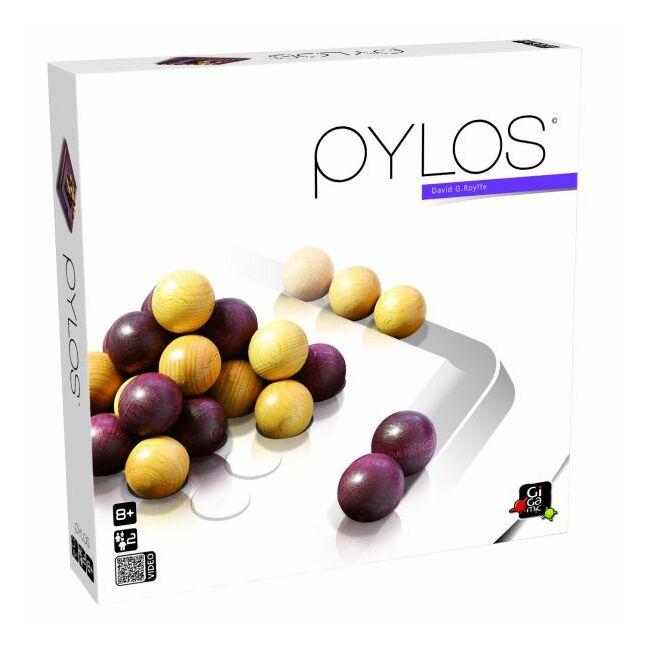 Pylos Classic - stratégiai társasjáték 8 éves kortól - Gigamic