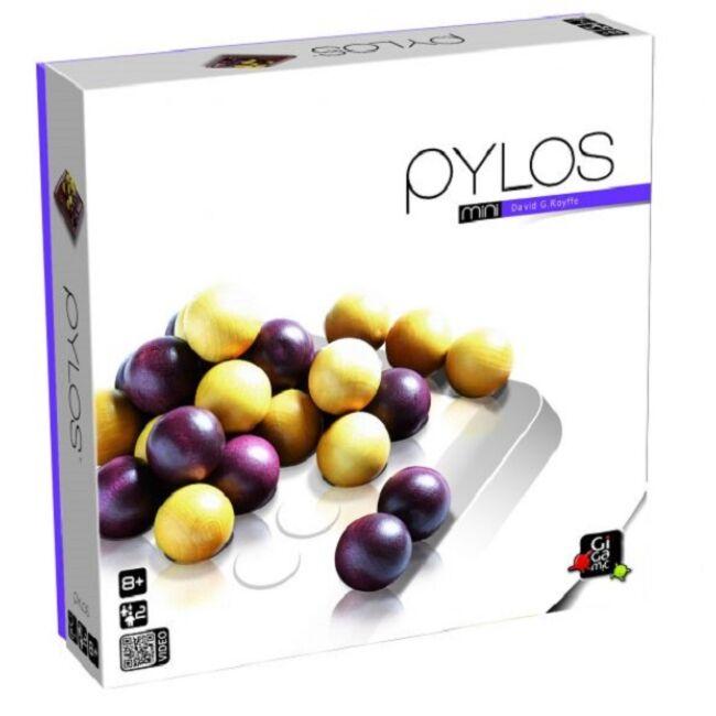 Pylos Mini - stratégiai társasjáték 8 éves kortól - Gigamic
