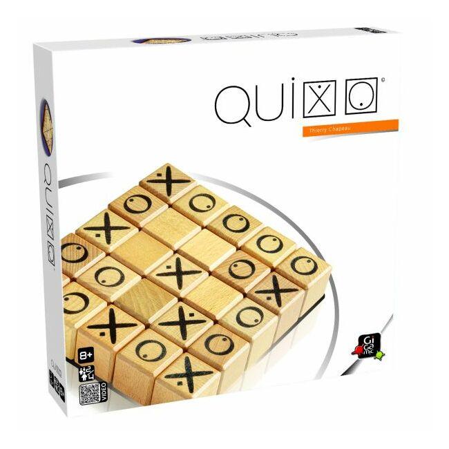 Quixo Classic - logikai társasjáték 6 éves kortól - Gigamic