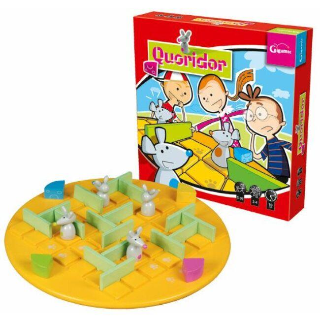 Quoridor Kid - családi társasjáték 5 éves kortól - Gigamic