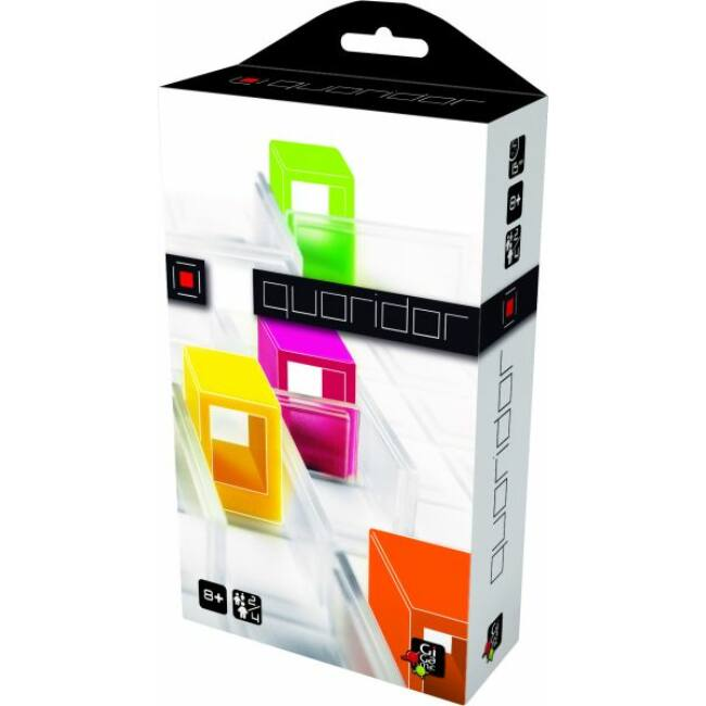 Quoridor Pocket - úti társasjáték 8 éves kortól - Gigamic