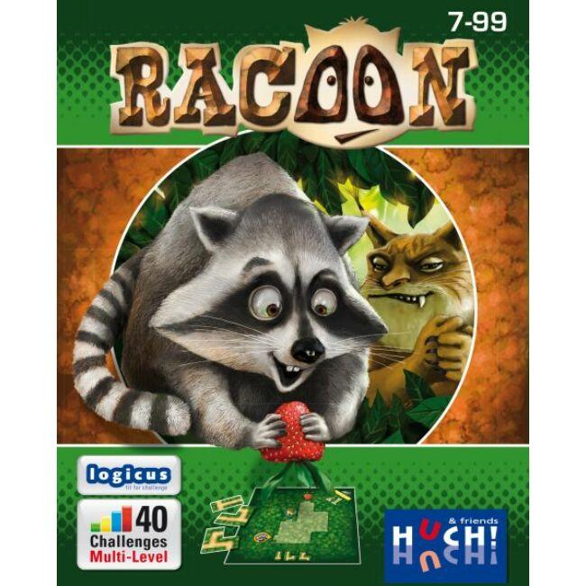 Racoon - gyerek képességfejlesztő logikai társasjáték 7 éves kortól - Hutter