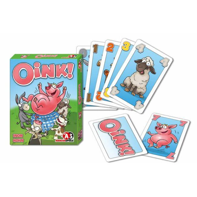 Röf-Röf! - Oink! - családi és gyerek társasjáték 6 éves kortól - Abacusspiele