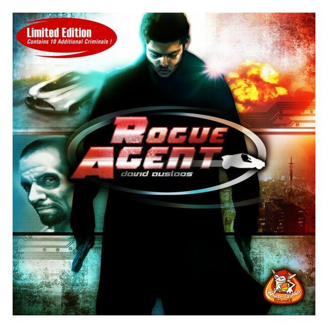 Rogue Agent - stratégiai társasjáték 12 éves kortól - Egyszerbolt