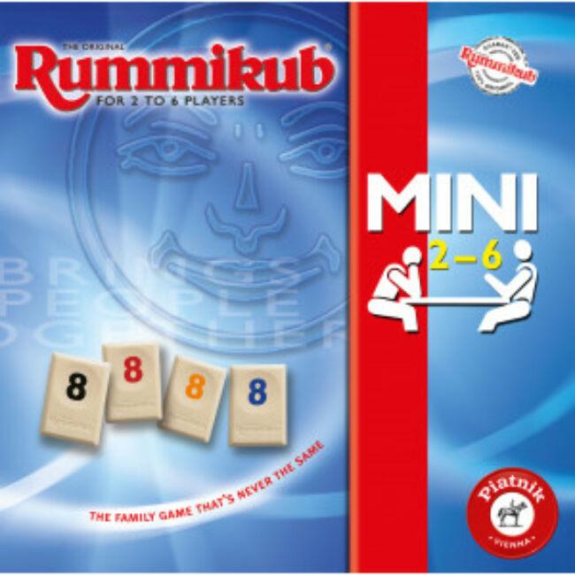 Rummikub Mini társasjáték - Egyszerbolt Társasjáték Webáruház