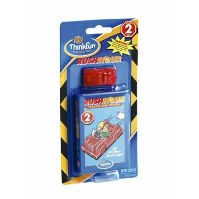 Rush Hour 2 (kiegészítő) - logikai képességfejlesztő társasjáték 8 éves kortól - ThinkFun