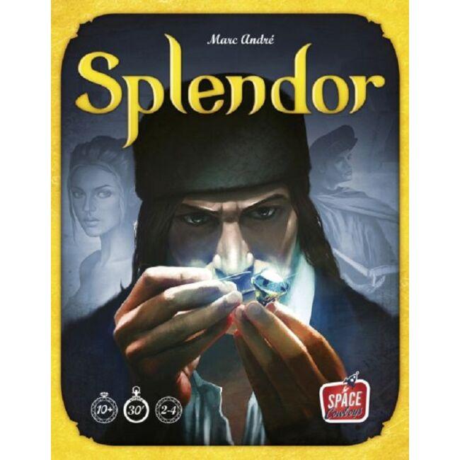 Splendor - stratégiai társasjáték 10 éves kortól - Asmodee