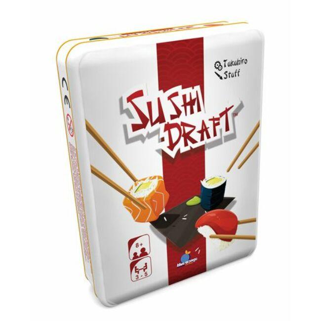 Sushi Draft - családi társasjáték 8 éves kortól - Blue Orange