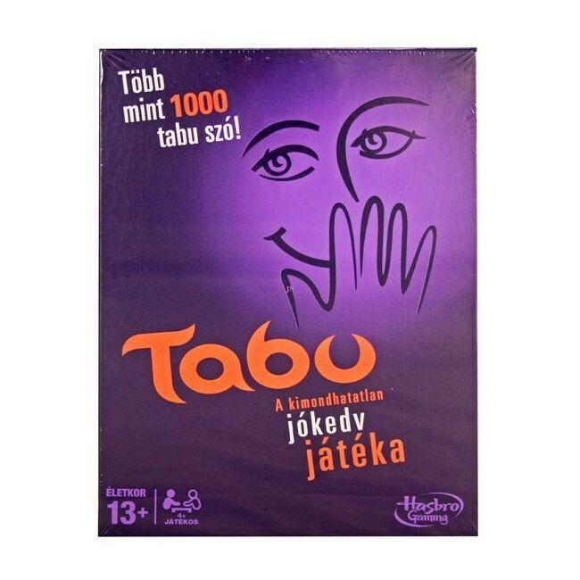 Tabu - szórakoztató társasjáték 10 éves kortól - Egyszerbolt