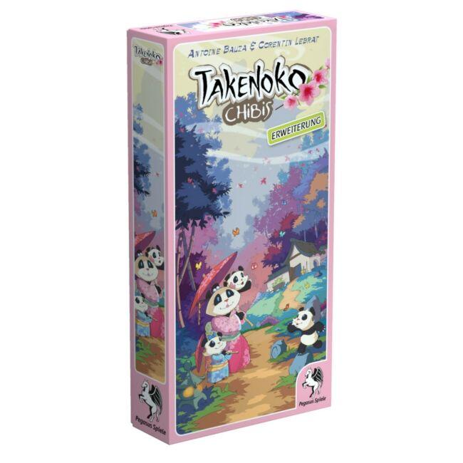 Takenoko: Chibis kiegészítő társasjáték - Egyszerbolt Társasjáték Webáruház