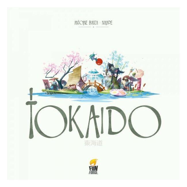 Tokaido stratégiai társasjáték - Egyszerbolt Társasjáték Webáruház