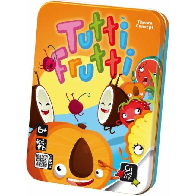 Tutti Frutti - gyerek társasjáték - Gigamic