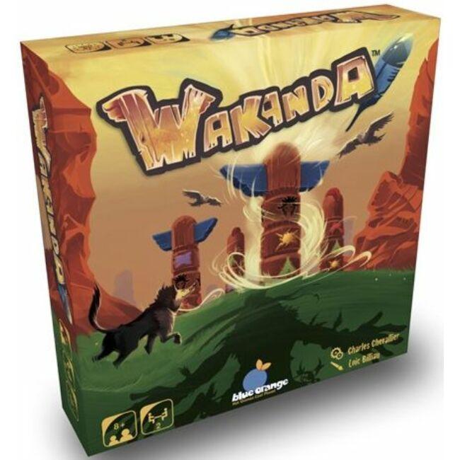 Wakanda - stratégiai társasjáték 8 éves kortól - Blue Orange