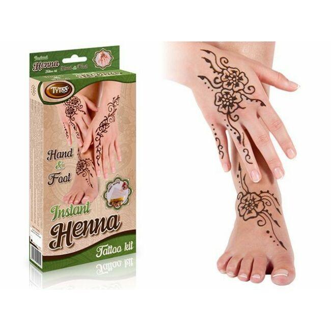 Instant Henna Szett - Egyszerbolt Társasjáték