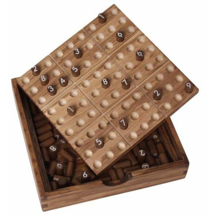 Sudoku logikai játék, hordozható - Egyszerbolt Társasjáték Webáruház