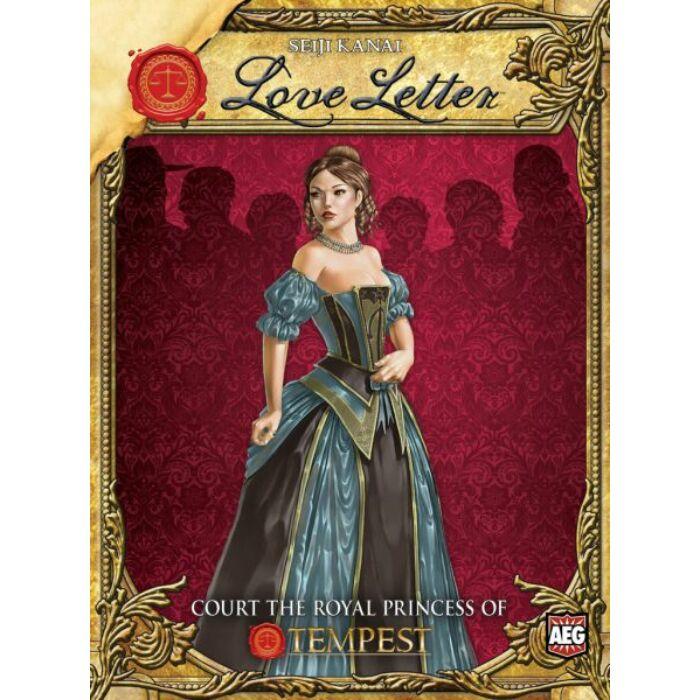 Love Letter - Egyszerbolt Társasjáték Webáruház