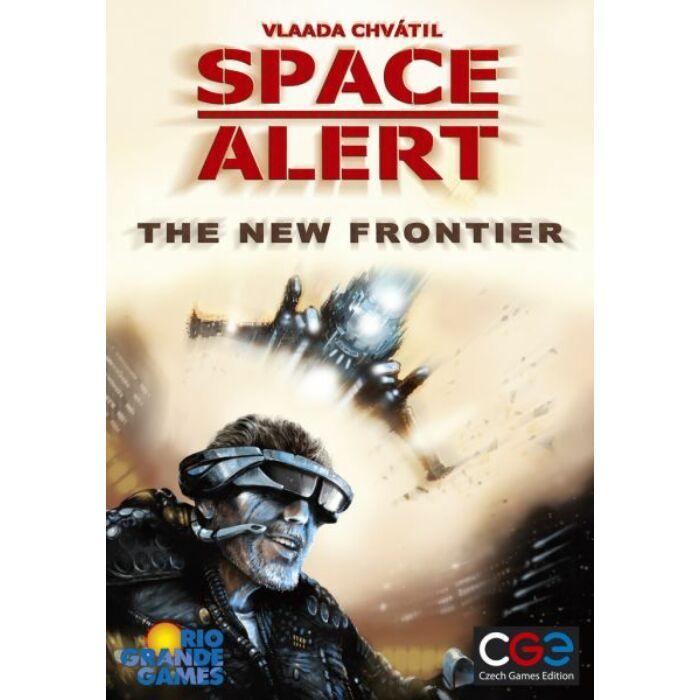Space Alert: The New Frontier expansion - Egyszerbolt Társasjáték Webáruház