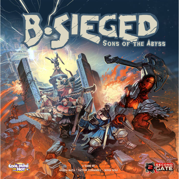 B-Sieged - Egyszerbolt Társasjáték Webáruház