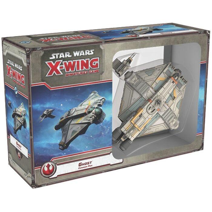 Star Wars X-Wing: Ghost expansion pack - Egyszerbolt Társasjáték Webáruház