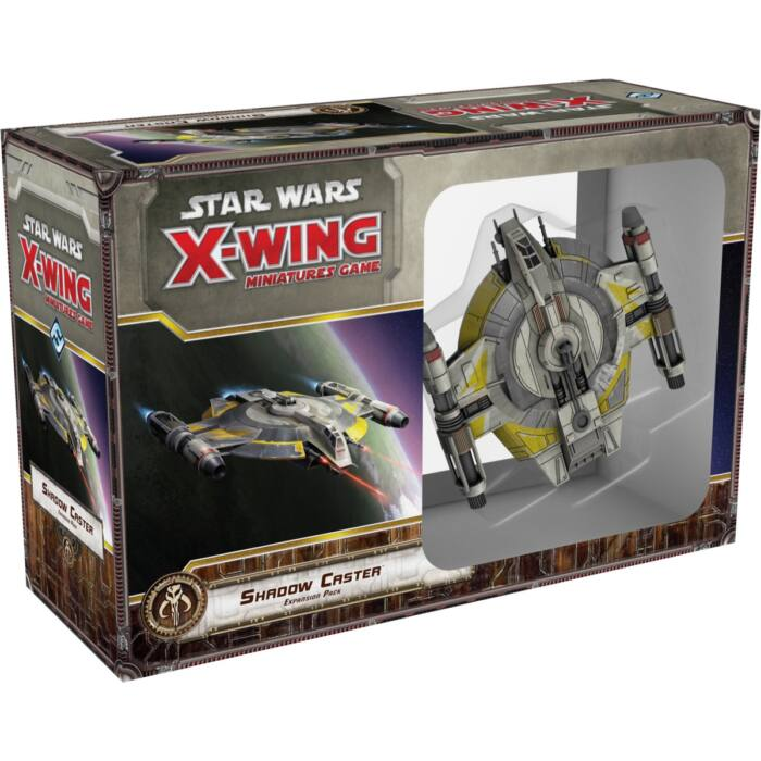 Star Wars X-Wing: Shadow Caster expansion pack - Egyszerbolt Társasjáték Webáruház