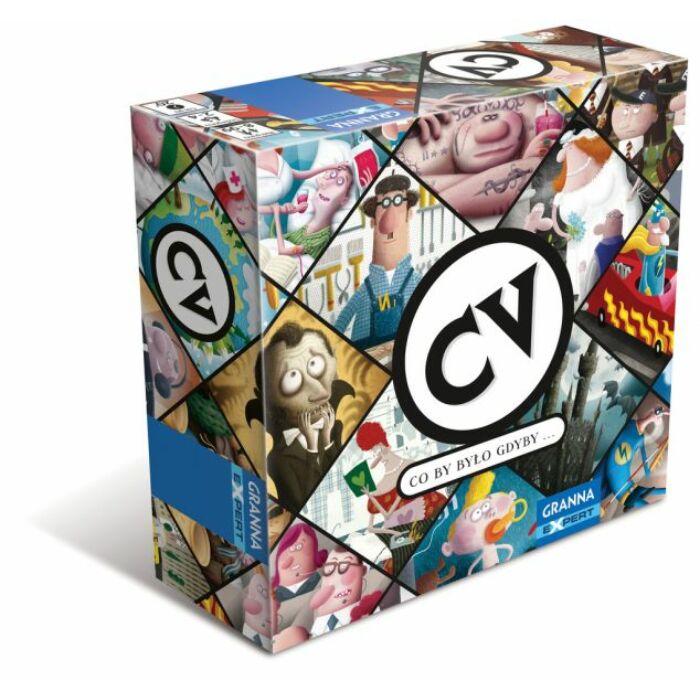 Granna CV - Egyszerbolt Társasjáték Webáruház