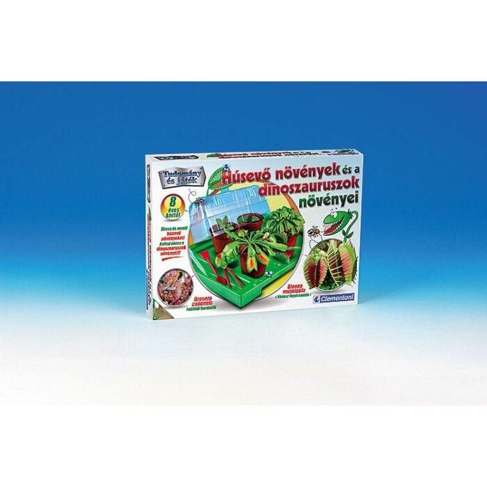 Clementoni Húsevő növények - Egyszerbolt Társasjáték Webáruház