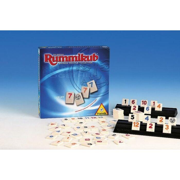 Rummikub társasjáték Luxury kiadás - Egyszerbolt Társasjáték Webáruház