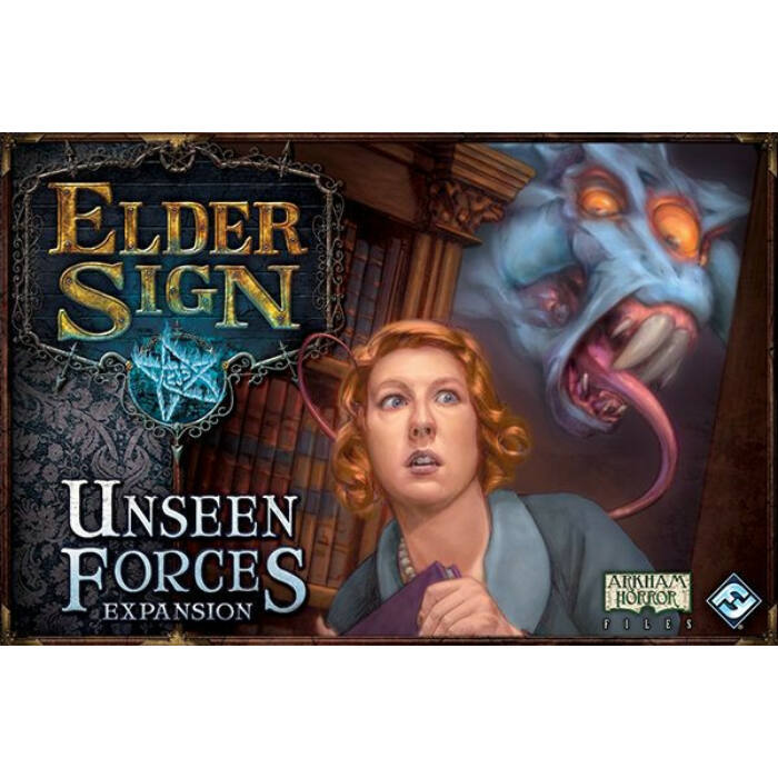 Elder Sign: Unseen Forces kiegészítő - Egyszerbolt Társasjáték Webáruház