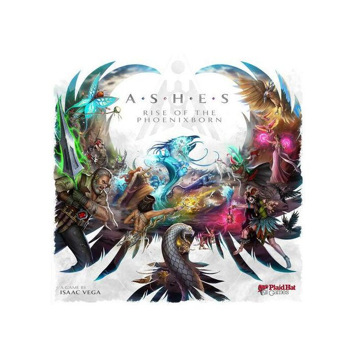 Ashes: Rise of the Phoenixborn - Egyszerbolt Társasjáték Webáruház