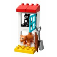 LEGO DUPLO Town - Háziállatok 10870 - Egyszerbolt Társasjáték