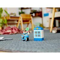 LEGO DUPLO Town - Rendőrségi motor 10900 - Egyszerbolt Társasjáték