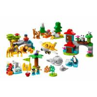 LEGO DUPLO Town - A világ állatai 10907