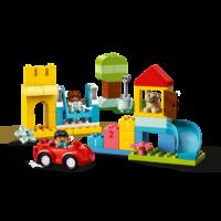 LEGO DUPLO Classic - Deluxe elemtartó doboz 10914 - Egyszerbolt Társasjáték Webáruház