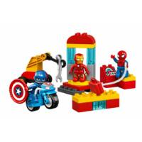 LEGO DUPLO Super Heroes - Szuperhős labor 10921