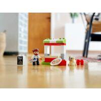 LEGO DUPLO Town - Pizzéria 10927 - Egyszerbolt Társasjáték