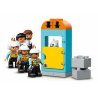 LEGO DUPLO Town - Toronydaru és építkezés 10933