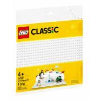 LEGO Classic - Fehér alaplap 11010 - Egyszerbolt Társasjáték